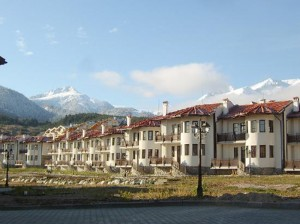 Apartments thanks to bansko castle
