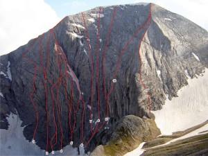Climbing Mt Vihren 2914m