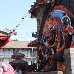 Nepal, Kathmandu temple