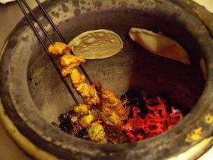 charcoal-tandoor-cooking