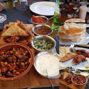 Indian food in Bansko